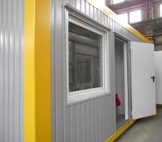 Bürocontainer - Willisau, CH