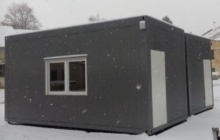 Technologische DUO Anlage - Leinefelde, Containerhöhe 3,2 m