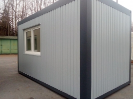 Laborcontainer, Hamm