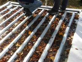 Herbst Container Wartung