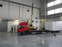 Technologische Container - Mošnov, CZ