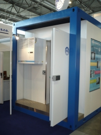 Technologische Container - Brno, CZ