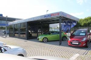 Auto Palace - Butovice, CZ
