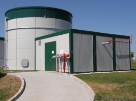 Sprinkler Container - Praha-Jeneč, CZ