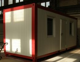 Bürocontainer - Mühlehorn, CH
