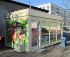Mobil Bäckerei - Opava, CZ