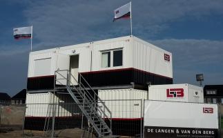 Containeranlage, Netherland